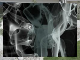 Black Smoke Image