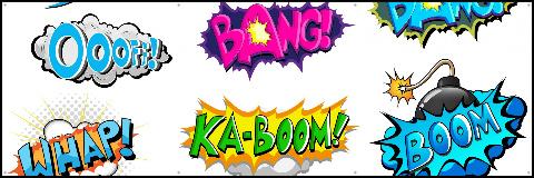 Pow Boom Zap!