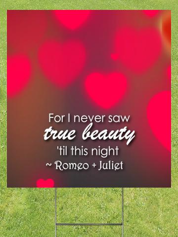 Romeo and Juliet True Beauty